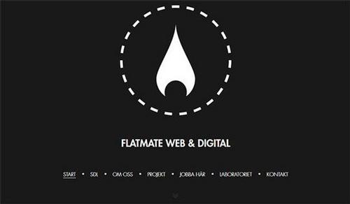 扁平化网站设计的特点是什么-力图数字科技!