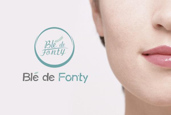 Ble de Fonty英文官网设计