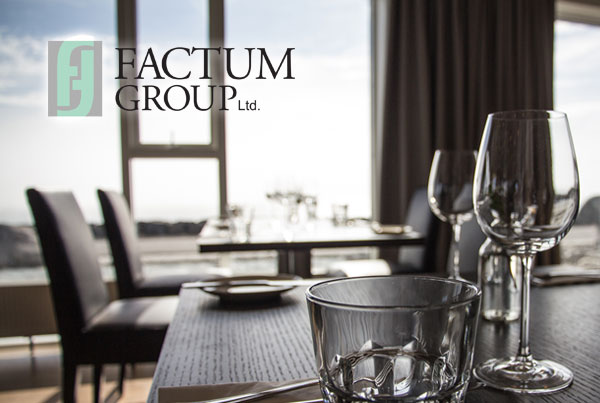 FACTUM GROUP官网设计