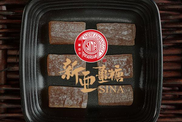 新亚姜糖官网设计